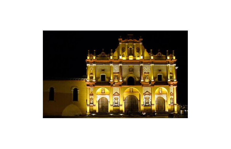 Chiapas Naturaleza Y Arqueologia