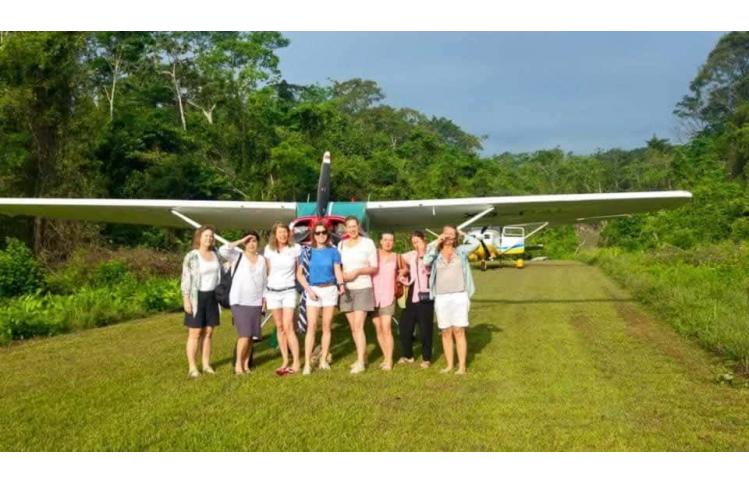 Tour en Avioneta a Yaxchilan y Bonampak